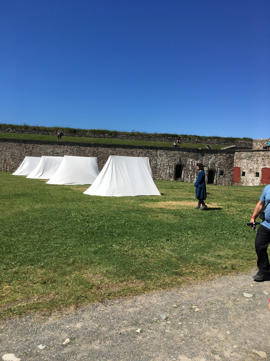 Louisbourg Day 1
