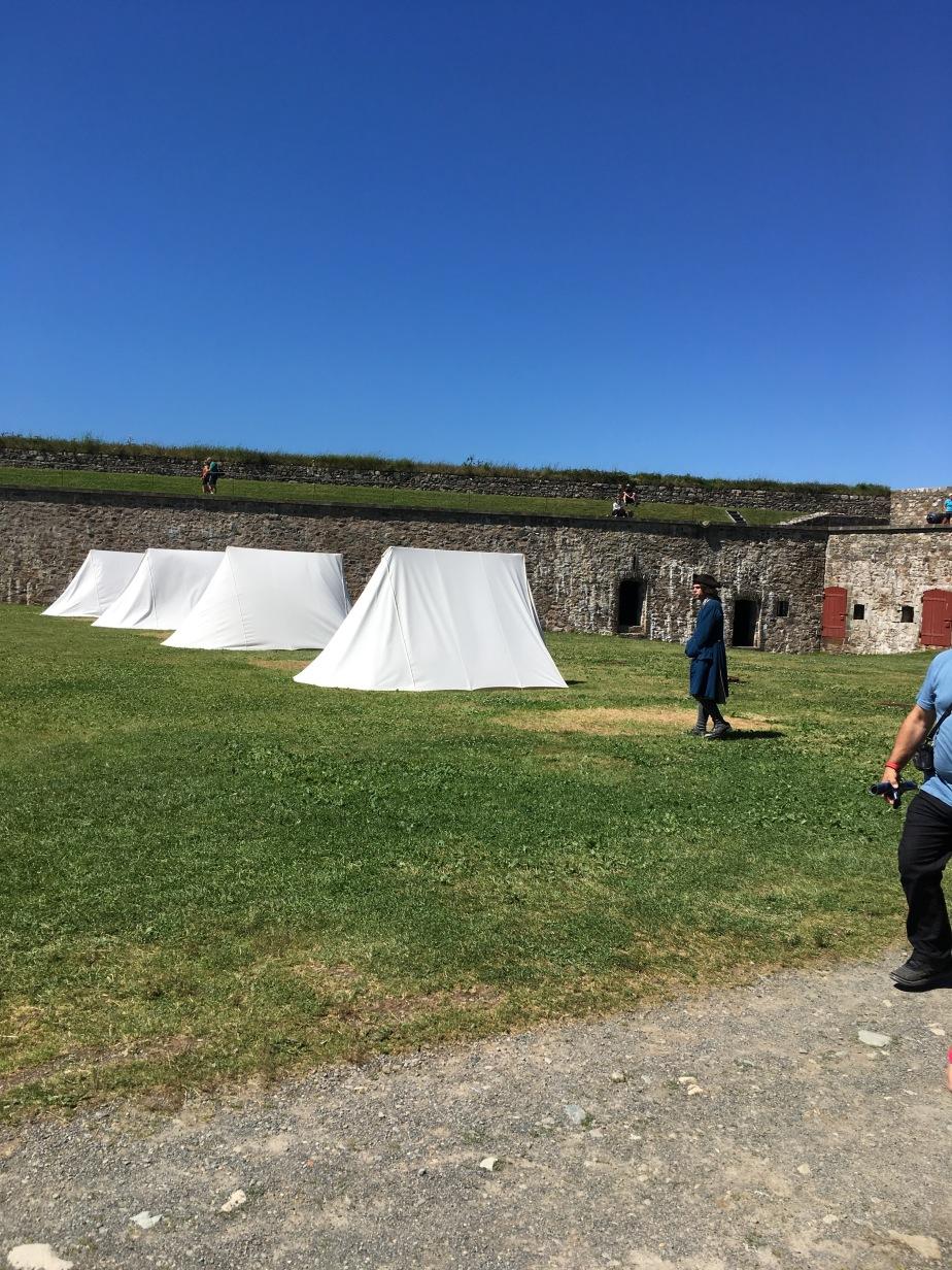 Louisbourg Day 1