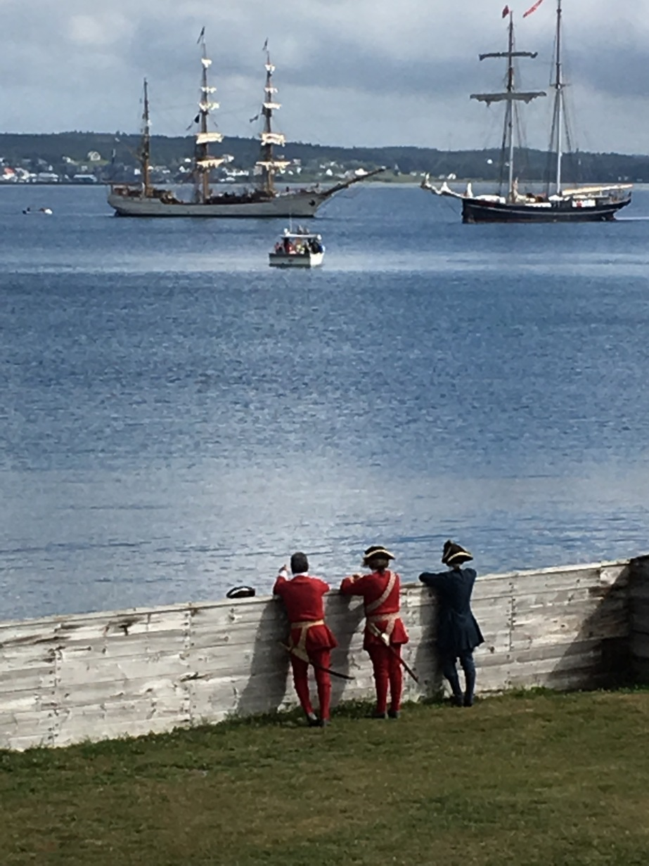 Louisbourg Day 4